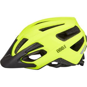 BBB Kite BHE-29 Cykelhjelm, mat neon yellow